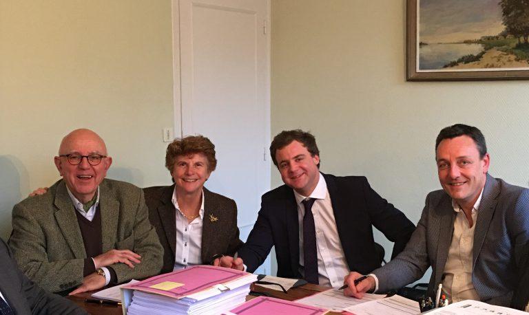 Société Financière Martin route de gien Sully sur loire